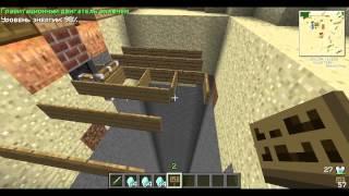 getlinkyoutube.com-Автоматическая смертельная ловушка в Minecraft.