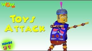 getlinkyoutube.com-Toys Attack - Motu Patlu in Hindi