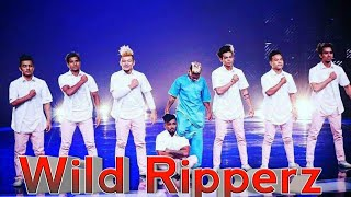 Wild rippers || Dance Champions || Best Dance Ever