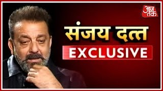 Bollywood के 'बाबा' से सुनिए उनका सच | Sanjay Dutt Exclusive Interview With Sweta Singh width=