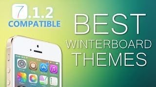 Best Winterboard Themes compatible with iOS 7.1.2! (iPhone, iPod, iPad)