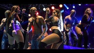 getlinkyoutube.com-Anitta e Nego do Borel dançando Bumbum Granada, Malandramente, Tudo de Bom (Oh Novinha)