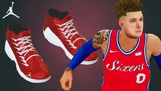 NBA 2k18 My Career - Custom Wakanda Jordan! Ep.27