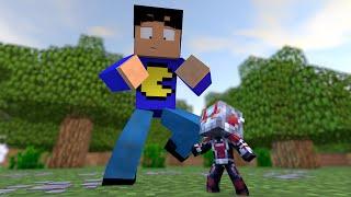 getlinkyoutube.com-Minecraft Mod: HOMEM-FORMIGA (Fique Pequeno! // Ant-Man Mod)