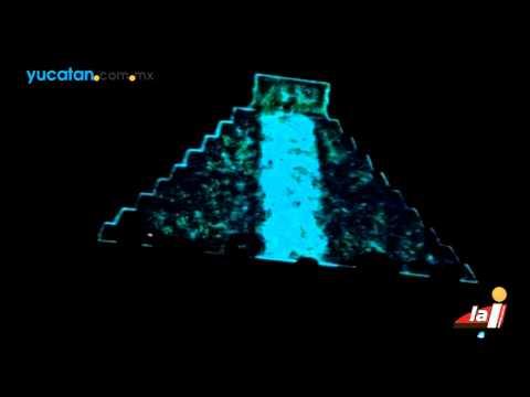 Luz y sonido en Chichén Itzá