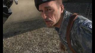 Call of Duty: Modern Warfare 2 - Roach and Ghost death scene