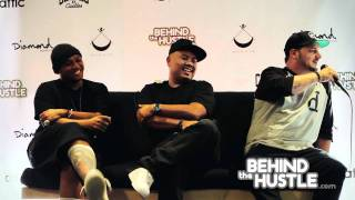 getlinkyoutube.com-Behind The Hustle - Building An Industry Career Panel Q&A