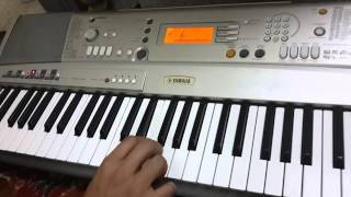 getlinkyoutube.com-عزف جوبي عراقي مبتدأ.Yamaha PSR-A300