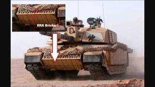 getlinkyoutube.com-Exclusive footage on how the Tank Armour on Challenger 2, Leopard 2 and Abrams M1A2 works