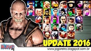 getlinkyoutube.com-Mortal Kombat Project UPDATE 2016