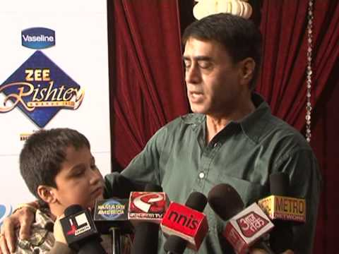 Red Carpet Of Zee Rishtey Award 2012 - Latest Celebrity News