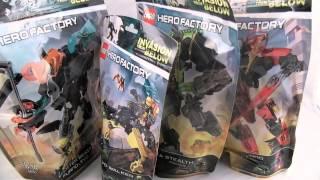 getlinkyoutube.com-Hero Factory 2014 Unboxing Invasion from Below!!!!!