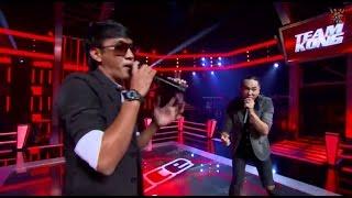 getlinkyoutube.com-The Voice Thailand - จอห์น VS บาส - ม้าเหล็ก - 19 Oct 2014