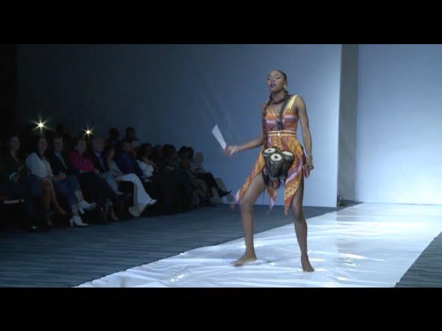 Olo Omidan Bata Performs at AU Fashion Business Summit in Addis Ababa