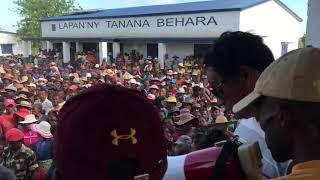 Distribution des vivres à Behara 26 déc 2020