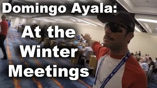 getlinkyoutube.com-Domingo Ayala at the 2014 Winter Meetings