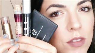 getlinkyoutube.com-Maquillaje Para Principiantes: Rostro y Cejas