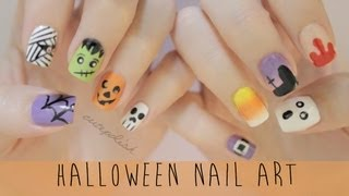 getlinkyoutube.com-Nail Art for Halloween: The Ultimate Guide!
