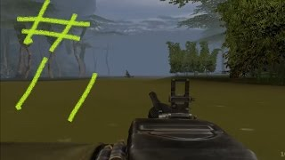 getlinkyoutube.com-#11【ベトコン実況!!~ベトナム戦争~】ボートからM60!!