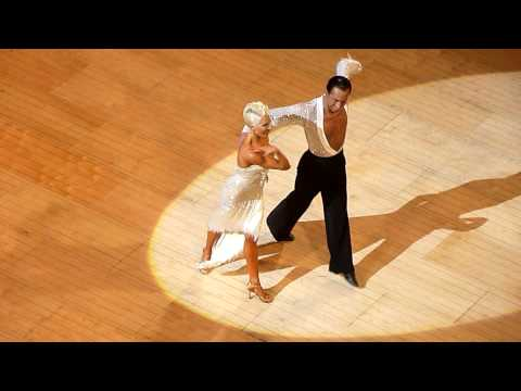 59th international championship Michael Malitowski& Joanna Leunis Rumba