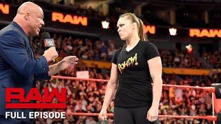 WWE Raw Full Episode, 16 July 2018