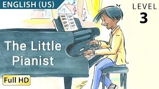 "getlinkyoutube.com-The Little Pianist: Learn English (US) with subtitles - Story for Children ""BookBox.com"""