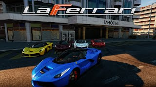 getlinkyoutube.com-Forza Horizon 2 - LAFERRARI Drive Down to Nice