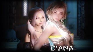 getlinkyoutube.com-Skyrim: The Goddess Diana