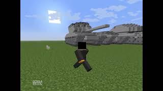【MinecraftARMY】大戦争!劇的ウォーアフター3戦目後半『開催!戦車模擬戦』