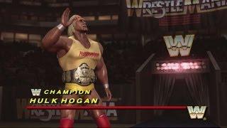 getlinkyoutube.com-WWE Legends of WrestleMania - Part 1 Wrestlemania Tour Mode RELIVE