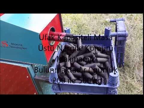 Nargile Kömürü Makinası - Ceusmakina.com