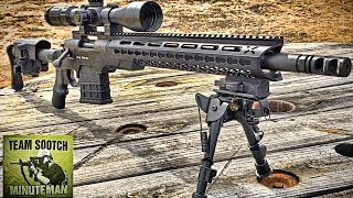getlinkyoutube.com-AB Arms Mod X Gen 3 Tactical Rifle Stock