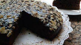 getlinkyoutube.com-كيكة بالشوكولا رائعة  kake au chocolat