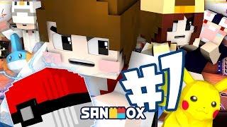 getlinkyoutube.com-포켓몬 럭키블럭 '니꺼 내꺼' 배틀!! [마인크래프트: 포켓몬스터 럭키블럭 #1편] Minecraft - Pixelmon Lucky Block - [도티]