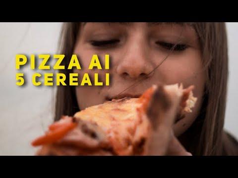 Pizza napoletana ai 5 Cereali