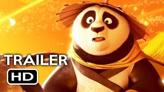 getlinkyoutube.com-Kung Fu Panda 3 Official Trailer #3 (2016) Jack Black, Angelina Jolie Animated Movie HD