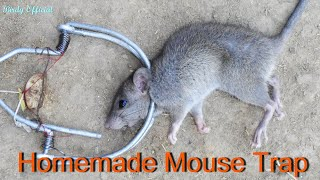 getlinkyoutube.com-How To Make a Mouse Trap | Best Homemade Mouse trap