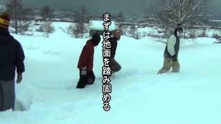 getlinkyoutube.com-【実写版】ぼくのふゆやすみ(北海道)part1 ‐ ニコニコ動画(原宿)