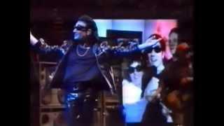 getlinkyoutube.com-U2 - Even Better Than The Real Thing - ZooTv - Stockholm - 11.06.1992
