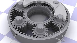 getlinkyoutube.com-HOW IT WORKS: Planetary Gears (720p HD)