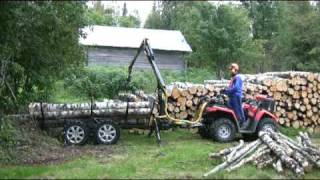 getlinkyoutube.com-Atv log crane, upload