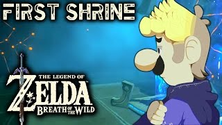 getlinkyoutube.com-COMPLETING THE FIRST SHRINE! - LET'S PLAY THE LEGEND OF ZELDA: BREATH OF THE WILD [NINTENDO SWITCH]