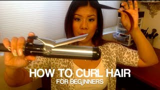 getlinkyoutube.com-How to: Curl Hair for beginners