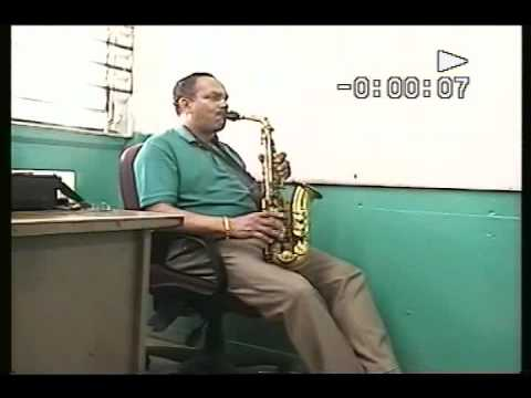 Ejercicio diario para Saxofón   Ibrahim Merel / Daily exercises for saxophone  Ibrahim Merel