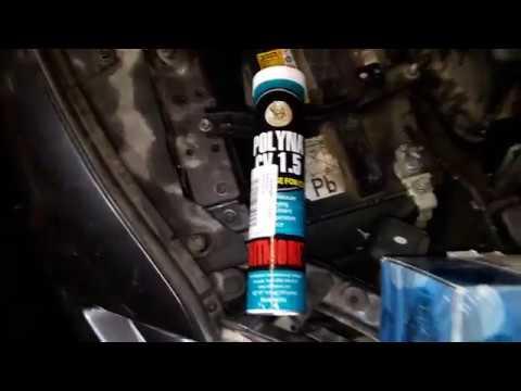 Toyota Corolla. Замена пыльника ШРУСа.