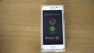 getlinkyoutube.com-Samsung Galaxy Alpha - Unboxing (4K)