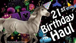 What I got for my 21st Birthday! ~ Disneyland, Breyer, Dragons, & More!