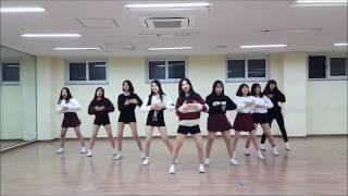 getlinkyoutube.com-트와이스(TWICE) - TT(티티) 커버댄스 cover dance