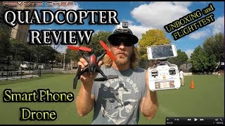 getlinkyoutube.com-Quadcopter WonderTech Nebula Iphone/Android Compatible Drone Unbox n Review