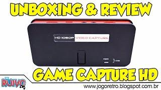 getlinkyoutube.com-EZCAP 284 Game Capture / Placa de Captura HD 1080p (Aliexpress) - Unboxing e Demonstração
